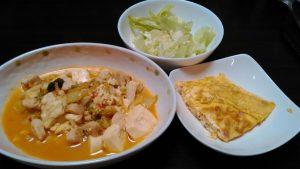 手作りマーボー豆腐