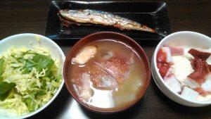 ライザップ 食事 メニュー42日目
