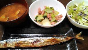 ライザップ 食事 メニュー60日目