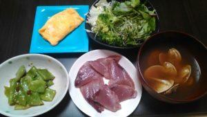 ライザップ 食事 メニュー77日目