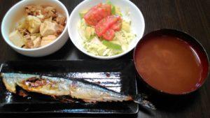 ライザップ 食事 メニュー78日目