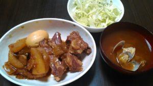 ライザップ 食事 メニュー85日目