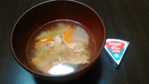バランスの良い食事 メニュー10日目
