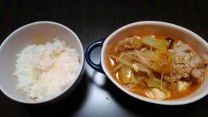 ダイエット 食事 メニュー11日目