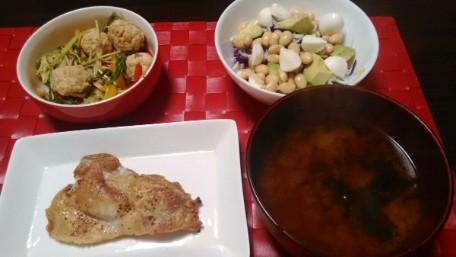 54日目「野菜を沢山とれるメニューで満腹ダイエット!」
