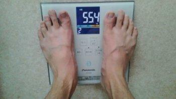 ライザップスタイル体重