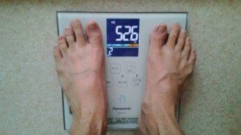 ライザップスタイル最終結果体重