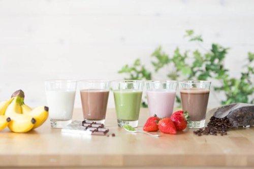 低糖質・高たんぱくなダイエットドリンクの効果が絶大!