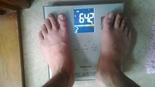 14日目の体重