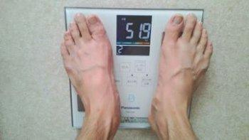 ライザップスタイル半年後体重