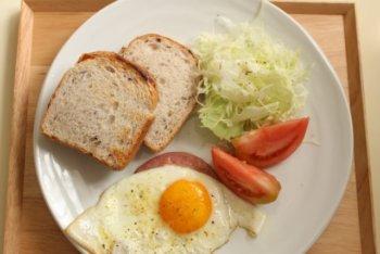 朝食の置き換え