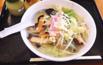 【リンガーハット】麺無しちゃんぽん
