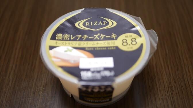 RIZAP濃厚レアチーズケーキの料金